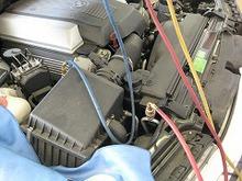 電装系部品修理