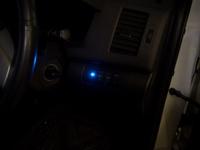 マツダMPV セキュリティ VIPER330Vの取付です